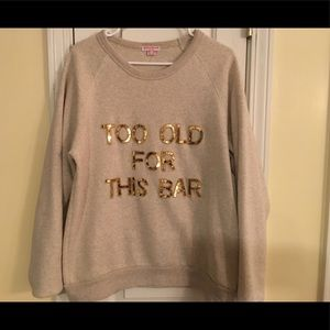 Bow & Drake New York sweatshirt